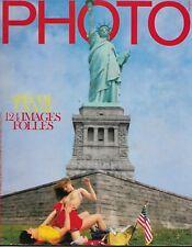 PHOTO MAGAZINE N° 191 -1983 : MICHAEL O'BRIEN - JERRY GORDON - A. STIEGLITZ