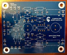 Phono RIAA Preamp DIY PCB MC and MM