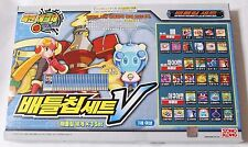 TAKARA ROCKMAN EXE AXESS(MegaMan) : BATTLE CHIP SET V(OS-02,OS-09,OS-11) For PET