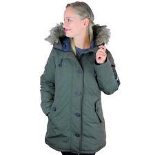 Cappotti e giacche da donna Parka verde taglia XL