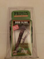 "Primos Neoprene Bow Sling w/Wide Shoulder Strap 30-40"" In Realtree AP Xtra 65612"