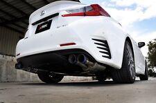 Lexus RC350 RWD F-Sport ARK Performance GRiP Catback Exhaust System - Burnt Tip
