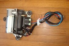 BMW E53 X5 4.4 OEM Air Ride Rear Suspension Compressor Pump WABCO 443 020 011-1