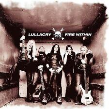 "LULLACRY ""FIRE WITHIN"" CD NEUWARE!!!!!!!!!!!!!!!!!"