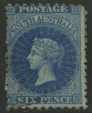 South Australia   1860-69   Scott # 25   USED