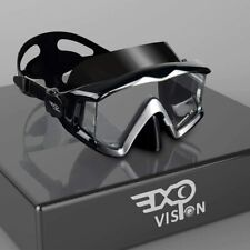 New listing Scuba Diving Mask Tempered Glass Lens Swim Snorkeling Dive Mask Panoramic View