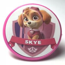 Paw Patrol Skye Cupcake Toppers Rings Birthday Party Favors - 16 pcs