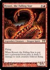 RYUSEI, THE FALLING STAR Champions of Kamigawa MTG Red Creature — Dragon RARE