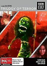 TRILOGY OF TERROR (1975 Dan Curtis)  - DVD - brand new sealed region 4 t81