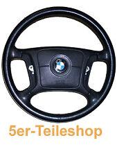 BMW E39 E38 Multifunktionslenkrad Leder Lederlenkrad ab Bj. 9/98 1095633 #101
