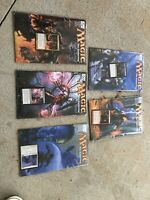 MAGIC THE GATHERING Sealed Card Lot Theros Spell Thief Vengeance 5 total Comic