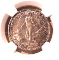 USA - Philippines 50 Centavos 1944 S NGC MS 63