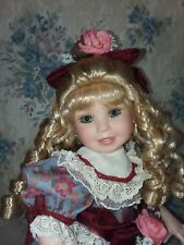 """Marie Osmond """"Victorian Valentine"""" Le #29/500 Friends Like You 15th Anniversary"""