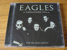CD Double The Eagles Unplugged 1994 2nd Night Burbank Ca 2 CDs