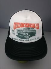 Outlaw Rod Run 83 Mesh Snap Back Hat Gatlinburg, Pigeon Gorge, Sevier Co, Tenn.