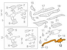 For Toyota Genuine Exhaust Pipe 174300S021