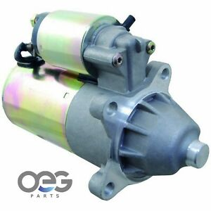 New Starter For Ford Crown Victoria Lincoln Town Car Mercury Grand Marquis 4.6