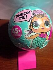 LOL Surprise Ball Series 1 Wave 2 BIG SISTER'S Doll Mermaid Package