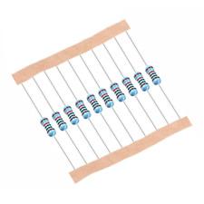10 Pack 10k 10000 Ohm Resistor 1 Tolerance 14w 14 Watt Carbon Film Pk