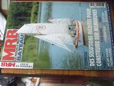 12µ? Revue MRB n°507 Plan encarté Hydroptere / Voilier M2 Miss Budweiser