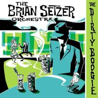 THE BRIAN SETZER ORCHESTRA ‎– THE DIRTY BOOGIE (NEW/SEALED) CD