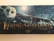 LEGEND OF THE GUARDIANS Movie Promo Box Set Book Kite CD