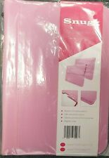 """Genuine Snugg MacBook Air & Pro 13""""  Candy Pink Leather Protective Case"""