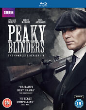 Peaky Blinders: The Complete Series 1-4 Blu-Ray (2018) Paul Anderson cert 18 8