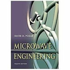 Microwave Engineering by David M. Pozar (2011, Hardcover)