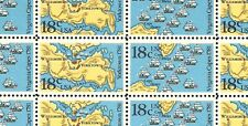 1981 - YORKTOWN/VIRGINIA CAPES -#1937-38 Full MNH Sheet of 50 Postage Stamps