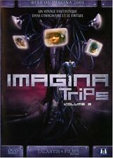 24163 // IMAGINA TRIPS VOLUME 3 BEST OF 2005 DVD NEUF