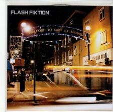 (EE844) Flash Fiktion, Starry Glow - 2012 DJ CD