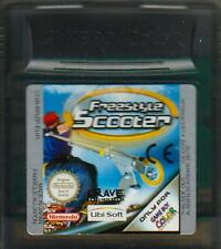 - Freestyle Scooter Game Boy Color (Advance, SP) - gut -