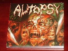 Autopsy: The Headless Ritual CD 2013 Peaceville Records Germany CDVILEF431 NEW