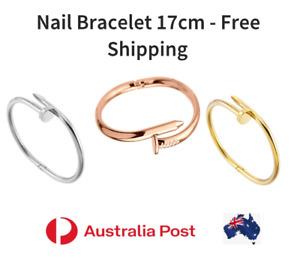 Nail Bracelet 17cm - Free Shipping