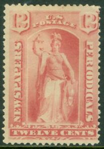 EDW1949SELL : USA 1894 Scott #PR95 Mint OG Fresh & Rare PSAG Cert. Cat