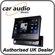 "Pioneer AVH-Z7200DAB 7"" Flip-Out Multimedia System CD DVD DAB Bluetooth CarPlay"