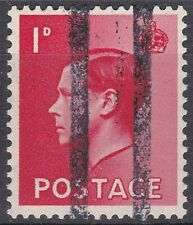 Gb: 1936: Po Training stamps: 1d with two vertical bars, Mnh