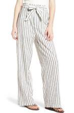 Ten Sixty Sherman Paper Bag Linen & Cotton Pants S