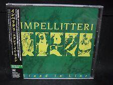 IMPELLITTERI Stand In Line JAPAN CD Alcatrazz Rainbow MSG Mr. Big Quiet Riot