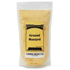 Culinary Ground Mustard- Bulk 1 LB Bag of Ground Mustard Powder
