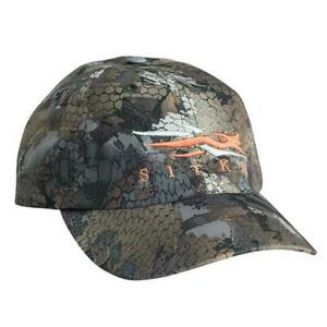 Sitka Cap Waterfowl Timber ~ New ~ One Size Fits Most