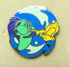 Disney Pin - 88743 DLR - 2012 Hidden Mickey Series Undersea Band Collection Sax