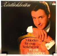 PETER ALEXANDER + CD Zärtlichkeiten Melodien für Verliebte Special Edition (22)
