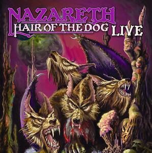 LP Vinyle Nazareth Hair Of The Dog Live
