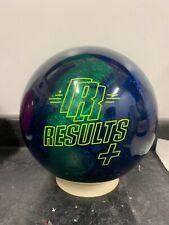 15lb Radical Results Plus Bowling Ball Used! FREE SHIPPING!