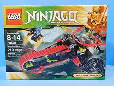 Lego Ninjago 70501 ~ Warrior Bike ~New! 210 Pieces The Final Battle Box Damage