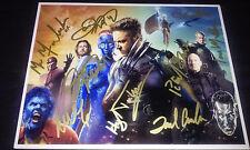 X-Men Days of Future Past - Cast Photo - MARVEL Comics - FOX