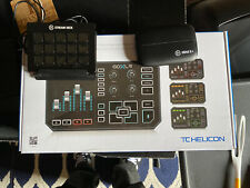 Tc-Helicon Go Xlr Broadcaster Platform with Mixer and Effects/Stream Deck & Cc