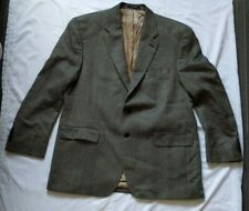 Ralph Lauren Green Label Mens 44R Brown Sport Coat Suit Jacket Wool 2 Button
